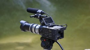 The History of Video Cameras