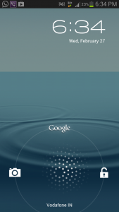 How To Get Android 4.0 Like Lock Screen On Your Android Device – Apps To Use