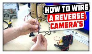 How to Connect a Reversing Camera Correctly • BYRGPUB.COM