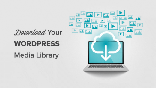 How to Download Your Entire WordPress Media Library