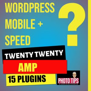 How to Improve Your WordPress Photography Site for Mobile and Speed