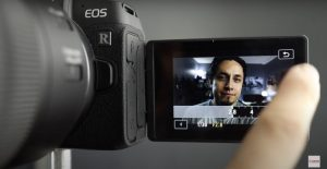 You can now use your Canon EOS camera as a Mac webcam. Thats how it works -  fashionbass