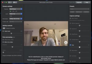 Reincubate Camo replaces your potato-quality Mac webcam with your iPhone in  HD - 9to5Mac