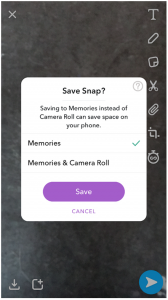 How to Use Snapchat Memories to Develop and Engage Your Audience