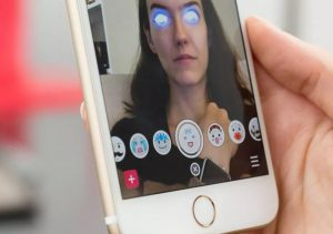 """How to use snapchat's virtual reality """"lenses"""" ~ How to"""