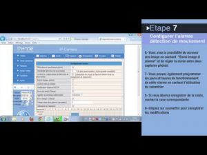 Guide installation caméras IP At Home - YouTube