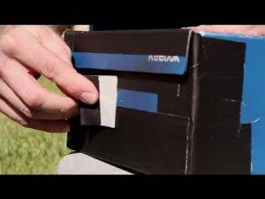 How to Make a Shoebox Pinhole Camera : Photography Effects & Techniques -  YouTube