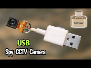 How to make Spy CCTV Camera at Home - with old phone camera - YouTube