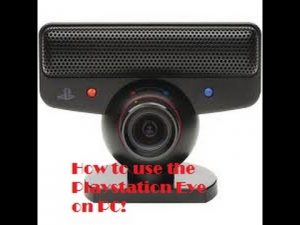 How to use the Playstation Eye camera on PC! - YouTube