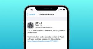 Apple releases iOS 14.4, iPad OS updates, includes genuine camera hardware  warning, other changes - O'Grady's PowerPage
