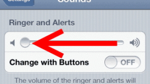 iPhone: Disable Camera Shutter Sound