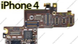 iPhone 4 camera not working