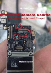 iPhone 5s Camera Not Working Problem Repair Solution