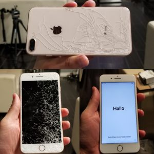 iPhone Back Glass Repair Replacement Service -