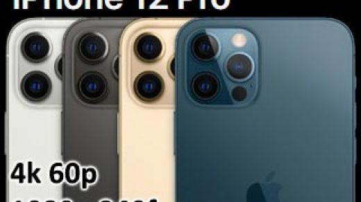 iPhone 12 Pro Slow Motion is best yet for Apple! - Hi Speed Cameras