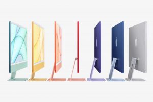 Apple's New iMacs with M1 Chipsets Are Here – Plevna Patriot
