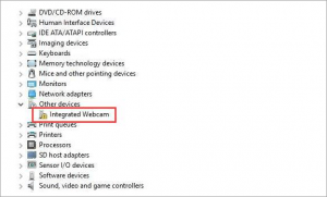 How to Fix Integrated Webcam Not Working on Windows 10 - Driver Easy