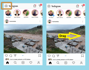 How to Add Camera Roll to Instagram Story in 2021 | Social Pros