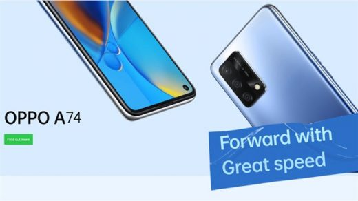 First impression OPPO A74 4G: Snapdragon 662, battery 5,000 mAh, 48 MP  camera price from 5.7 million * – ElectroDealPro