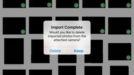How to Copy Photos from SD Card or Camera to iPad | OSXDaily