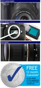 Camera Repair Service   Sensor cleaning Service   Knowle Photographic