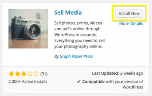 How to Sell Videos Online Using Sell Media Plugin for WordPress
