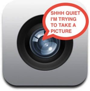 Turn Off the iPhone Camera Shutter Sound Effect to Take Photos Silenty |  OSXDaily