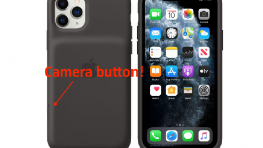 Apple's iPhone 11 Pro battery case sports a new camera button | TechCrunch