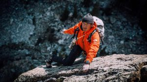 Jimmy Chin on His Next Film Project After 'Free Solo,' Climbing, and More