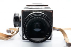 Kiev 80: From Russia with love - Vintage-photo