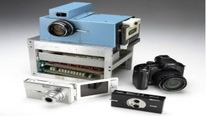 Timeline: The evolution of digital cameras, from Kodak's 1975 digital camera  prototype to the iPhone | Technology News,The Indian Express