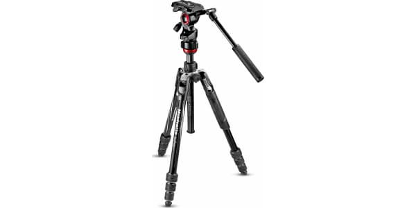 Manfrotto Travel Befree Live