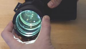 How to remove fungus from lenses using soap, water and vinegar - DIY  Photography