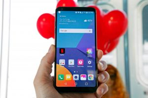 LG G6 hands-on: 42 days at the top – BGR