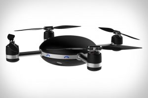 Here's the World's First Throw-and-Shoot Drone Camera | IndieWire