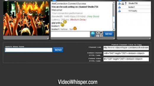 WordPress Live Streaming - Webcam Site Plugins for Video Streaming, Chat,  Conference, Recording, Presentation