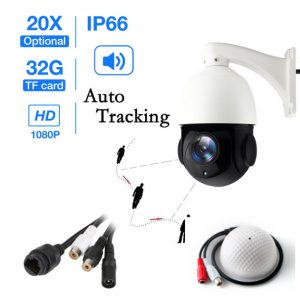 Simple & Quick Installation of Auto Tracking IP Camera    PTZGuard-Professional PTZ camera buying guider