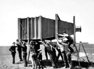 What camera took a picture of the world's first camera? - Quora