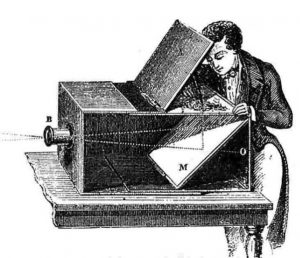 How was the picture taken of the first camera known? - Quora