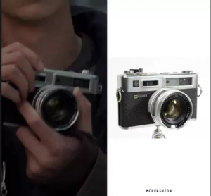 What kind of camera does Peter Parker use? - Quora