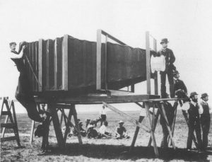 Was this really the first camera ever built?   Modern Legends