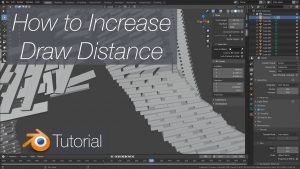 2.81] 4K Blender Tutorial: How to Increase Draw Distance - YouTube
