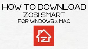 How To Download Zosi Smart For PC – Windows And Mac IP Camera Viewer -  AppzforPC.com