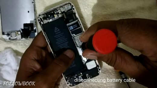 How To Clean inside of your iPhone camera lens. - YouTube