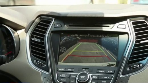 Installing a backup camera in your older car - YouTube
