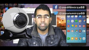How to use mobile camera as webcam on pc 2016 - YouTube