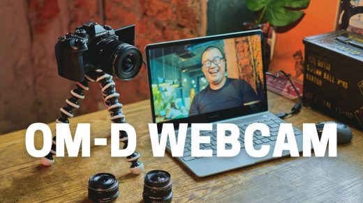 OM-D WEBCAM - Use Your Olympus Camera For Video Conferencing & Streaming -  YouTube