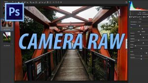 How to Use Camera Raw in Adobe Photoshop CC 2017 - YouTube