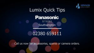 Lumix Quick Tips - Self timer - YouTube