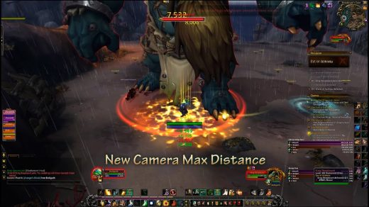 Max Camera Distance - World of Warcraft - Legion PrePatch 7.0.3. [July  2016] Fix on the description - YouTube